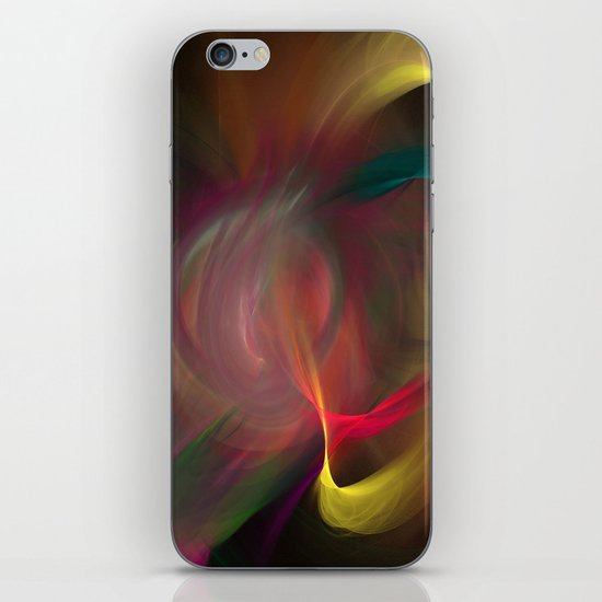 Dance of Divinity iPhone Skin