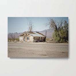 USA: Desolation Metal Print