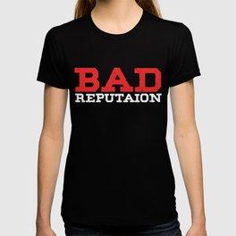 Joan Jett Domino Musician Music Lover Instrumentalist Musical Band Concert Bad Reputation T-shirt