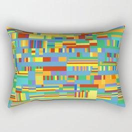 Chromatetude (Candy Colours) Rectangular Pillow