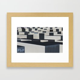 Kamui Dimension // Abstract Photography Framed Art Print
