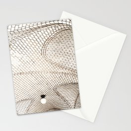 Subway Ceiling Stationery Cards