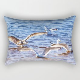 Landing Party Rectangular Pillow