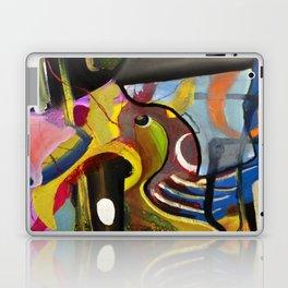 Circus Juice (oil on canvas) Laptop & iPad Skin