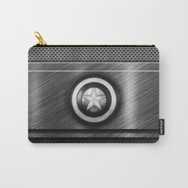 Dark Steel Carry-All Pouch