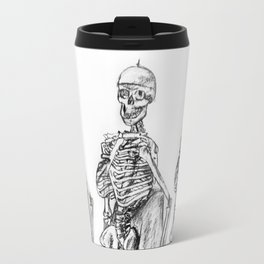 Skeleton Travel Mug