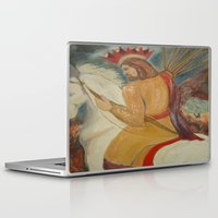 christ Laptop & iPad Skins featuring Christ Triumphant by Neo Art Zone