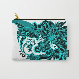 FLOWER DTS Carry-All Pouch