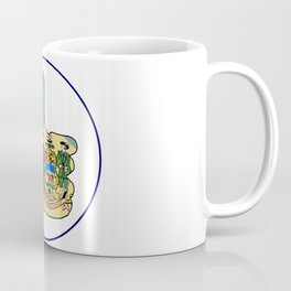 Thumbs Up Delaware Coffee Mug