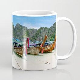 Maya Bay, Ko Phi Phi Lee Island, Thailand Coffee Mug