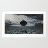 spheres part I Art Print