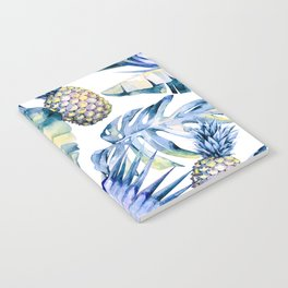 Bahamas - blue Notebook