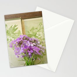 Book of Phlox Stationery Cards