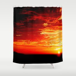 Walu Shower Curtain