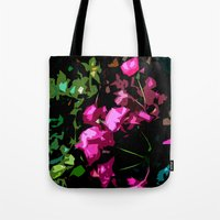 free shipping Tote Bags featuring Rose garden by Ordiraptus