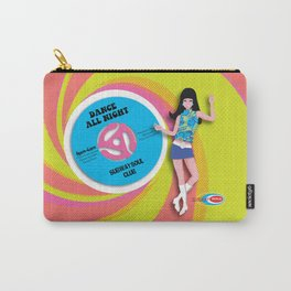 Go-Go 45! Carry-All Pouch