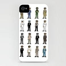 Woody Allen's Slim Case iPhone (4, 4s)