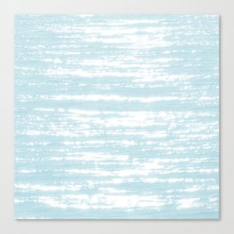 SUNDOWN CUDJOE Canvas Print
