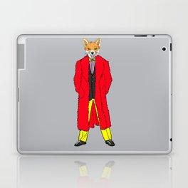The Fox's Threads Laptop & iPad Skin