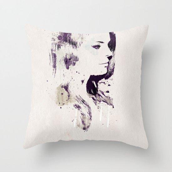Dream Tonight Throw Pillow