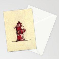 Fire Starter Stationery Cards