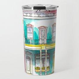 Southwestern watercolor painting Travel Mug