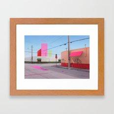 Constructed S2 Framed Art Print