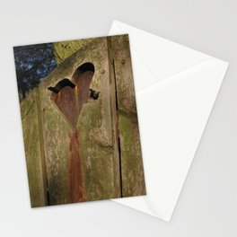 Bleeding Heart ~ Romance Series Stationery Cards