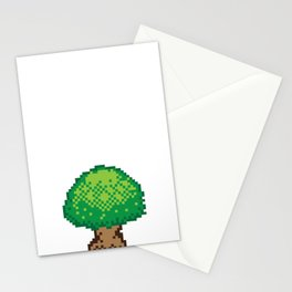 The Pixel Tree Stationery Cards