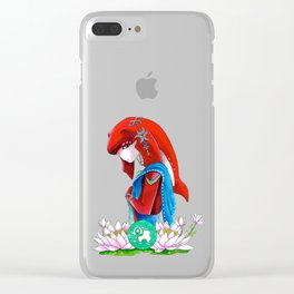 Mipha Clear iPhone Case