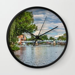 Joining Windsor And Eton Wall Clock