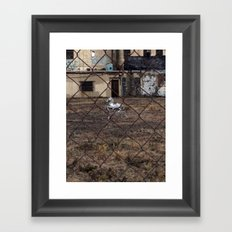 The Silver Hobby Horse 5 Framed Art Print