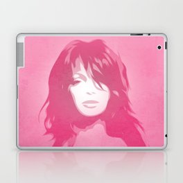 Janet Jackson - Pop Art Laptop & iPad Skin