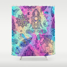 Boho Dreams Shower Curtain