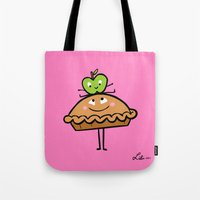 Apple Pie Tote Bag