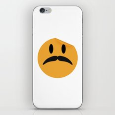 Moustache 16 iPhone & iPod Skin