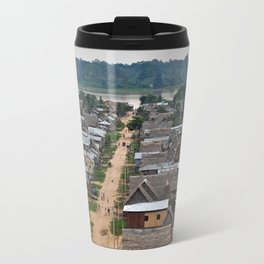 Primitive doesn't mean less than Travel Mug