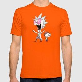 Zim & Morty T-shirt