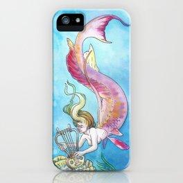 Mermaid- Deep Sea Treasure iPhone Case