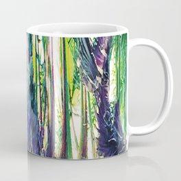344 - Abstract Jungle design Coffee Mug