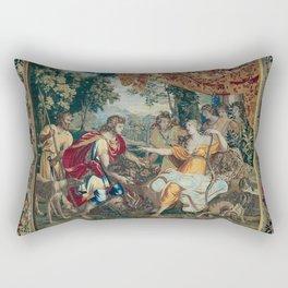 Classical Tapestry design Rectangular Pillow