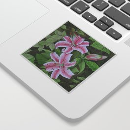 Stargazer Lillie's Sticker