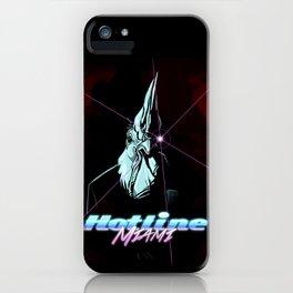 Hotline Miami iPhone Case