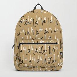 Falalalala holiday trend Backpack