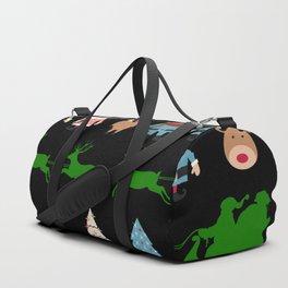 Christmas Elves & More Duffle Bag