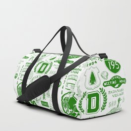 Dartmouth Massachusetts Print Duffle Bag