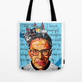 Ruth Ginsburg Tote Bag