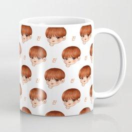 BTS Jin Chibi MOTS Coffee Mug