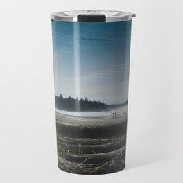 West coast surfing Travel Mug