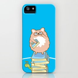 Dr. Ball iPhone Case
